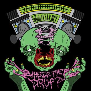 Where's The Drop Radio - EP. 5 Benzona Mix [June 29 2012]