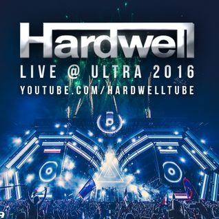 Hardwell Live at Ultra Miami 2016