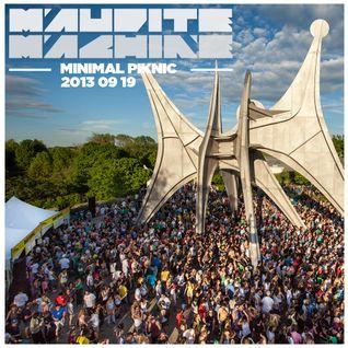Maudite Machine - Minimal Piknic 2010 09 19