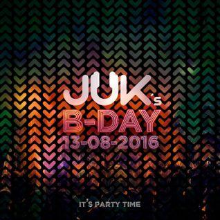 JUK'S B-DAY 2016