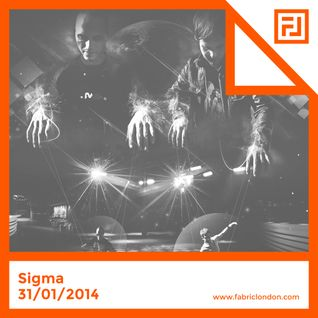 Sigma - FABRICLIVE x Playaz Mix