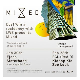 LWE Mixed DJ competition – Drew Izm