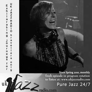 Epi.73_Lady Smiles swinging Nu-Jazz Xpress_Dec. 2013