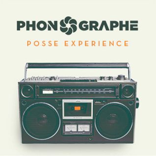 Phonographe Posse Experience #7 w/ With Us records