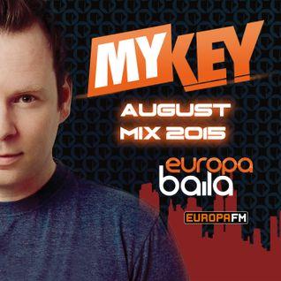 01-08-2015 Europa Baila Monthly Mix / Europa FM