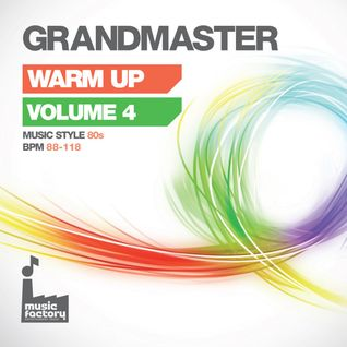 Mastermix - Grandmaster Warm Up Vol 4 - 80s