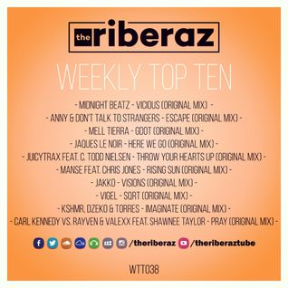 The Riberaz Weekly Top Ten 038