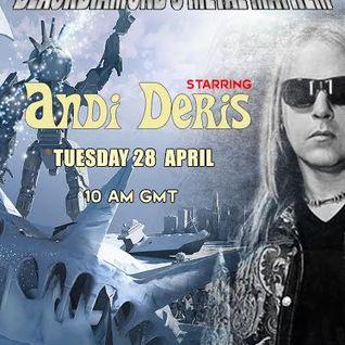 Blackdiamond's Metal Mayhem With Andi Deris, Helloween 28/4/15 Part 1