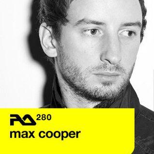 RA.281 Max Cooper | 17 October 2011
