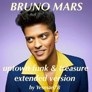 BRUNO MARS EXTENDED VERSION (uptown funk, treasure)