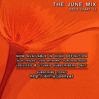 JOONYA T PRESENTS: THE JUNE MIX 2012 [PART 1]