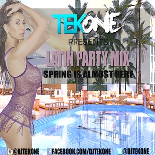 DJ Tek One - Latin Party 2014 Mix