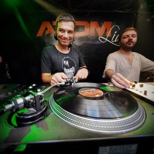 Petar Cvetkovic & Marko Vukovic // DIRTY SoundZ @ Atom 5.10.2013.
