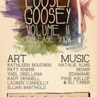 BEAKR - Live @ Loosey Goosey (FEB 27th 2012)