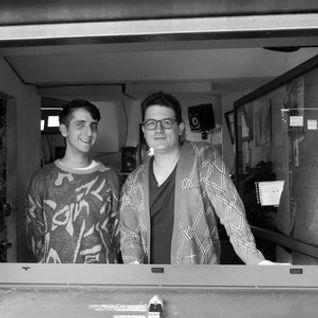 James Holden and Luke Abbott  - NTS Radio (13-01-2015)