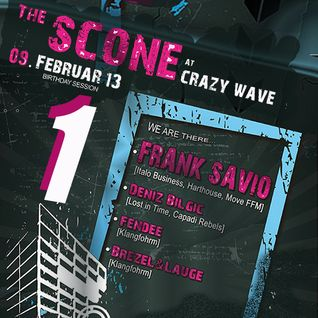 Frank Savio @ Crazy Wave Club 1/2 (Karlsruhe) 09.02.2013