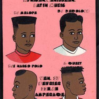 Africa Remix - Promo Par NARCO POLO
