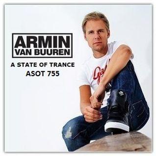 Armin van Buuren – A State Of Trance ASOT 755 – 17-MAR-2016 ASOT 755