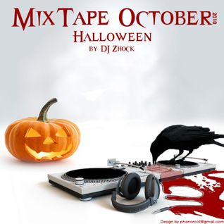 MixTape October Halloween 2010