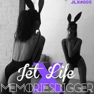 Jet Life X #005 - Guest: Memoriesdigger