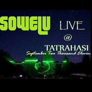 Sowelu Live @ Tatrahasi, New Mexico - June 2011