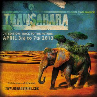 OTKUN @ TRANSAHARA festival Promo set -- INSHALLAH