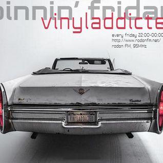 VinylAddicted-Spinnin' Fridays (Curve 4) (Rodon FM) (24/1/2014)