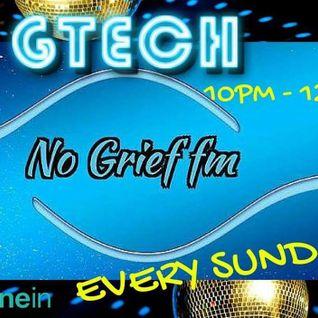 Gtech Sunday Sessions Radio Show 07/08/16