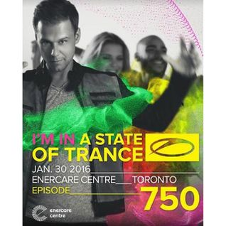 Armin Van Buuren – Live @ A State Of Trance 750 (Toronto, Canada) – 30-01-2016