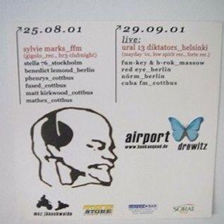 29.09.2001 Ural 13 Diktators Live @ Airport Drewitz