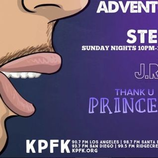 ADVENTURES IN STEREO - THANK U PRINCE SPECIAL