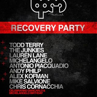 Salvione - BPM Recovery Party @ Sankeys NYC 2-8-14