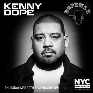 Kenny Dope On NYCHOUSERADIO.COM 2016