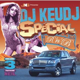 Special R&B Vol 1 mixed by Dj Keudj