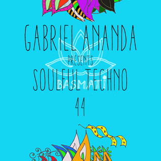 Gabriel Ananda - Gabriel Ananda Presents Soulful Techno 44 - Steve Slight
