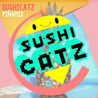Piña Mix (Mixtape Frutal #001) By SushiCatz