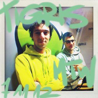 Gatves Lyga 2012 11 07 Tigris ir MTW