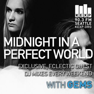 KEXP Presents Midnight In A Perfect World with GEMS