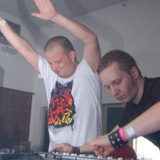 Diern & Drewitz @ Energieleitzentrale Part-7, 10.6.2011 (Frühclub 9.30-11.00 am), Bremen Germany