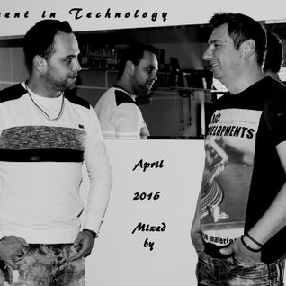 Magic Moment In Technology (April 2016) Mixed by M2R & Mr. Nobody