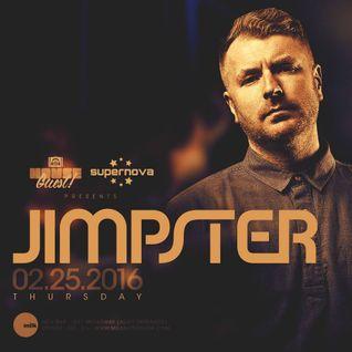 Jimpster live at Milk Bar, Denver