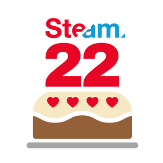 Steam Happy Valentine's Birthday Love Mix