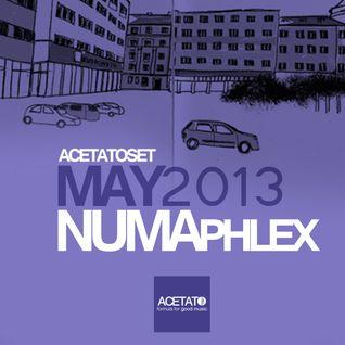 AS May 2013 - NUMAphlex