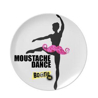 Mixtape Moustache Dance Bootie Rio
