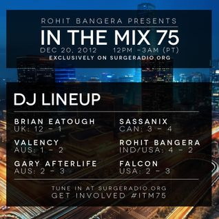 In the mix 75 Dec 20 2012 (top 100 trance tunes of 2012) - part 2