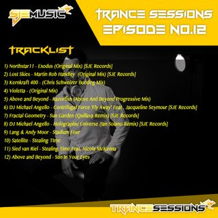 SJE Music Trance Sessions #12