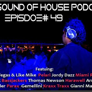 Parax- The Sound Of House Podcast Episode # 49