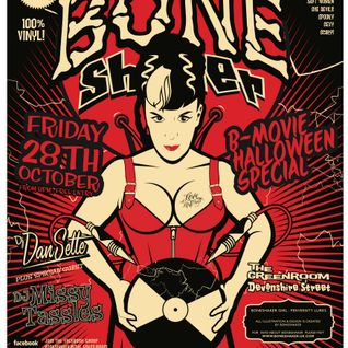 BoneShaker Oct 2011 Early Set : Dj Dan Sette