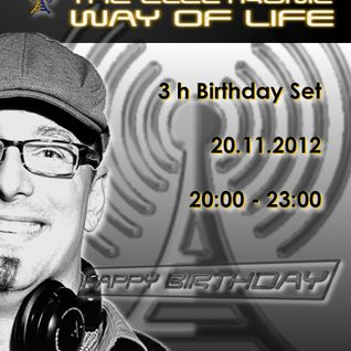Sascha Luxx - THE ELECTRONIC WAY OF LIFE 004 (1-year-stromkraft-edition)