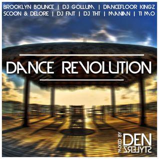 Dance Revolution (mixed by DenStylerz) [ HANDS UP MIX ]